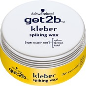 got2b Wax Kleber Spiking, krasser Halt (1 x 75 ml)